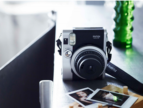 Fujifilm Instax Mini 90 Instant Film Camera review