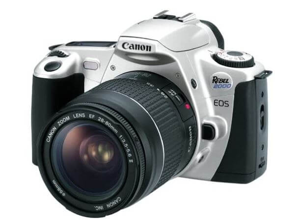 canon eos rebel 2000 best features