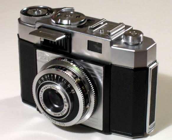 do you know which charities take old cameras
