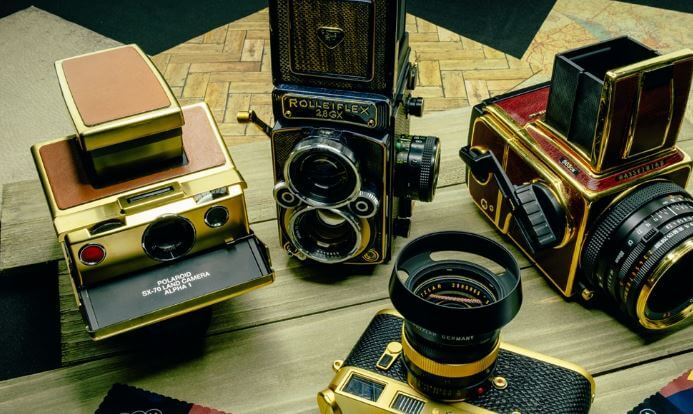 what is traditional film camera types
